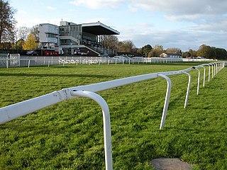 Worcester Racecourse horse racing venue in England