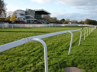 Worcester Racecourse - Image: Worcester Racecourse geograph.org.uk 280033