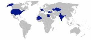 Vicat - World locations of Vicat.