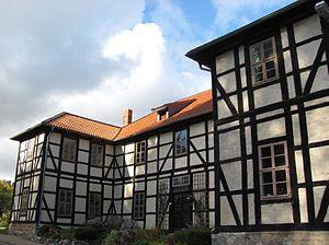 Westfeld - Image: Wrisbergholzen Manufactory