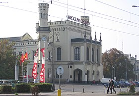 Image illustrative de l'article Gare centrale de Wrocław