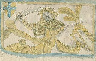 Wulfric Spot Anglo-Saxon ealdorman