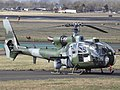 XX405 Westland Gazelle Helicopter Army Air Corps (39630660935).jpg