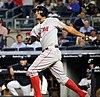 Xander Bogaerts batting in game against Yankees 09-27-16 (8).jpeg