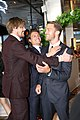 Xavier Samuel, Tim Draxl and Kris Marshall (6707637539).jpg