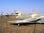Yakovlev Yak-28 in Togliatti Technical Museum - 4146.JPG
