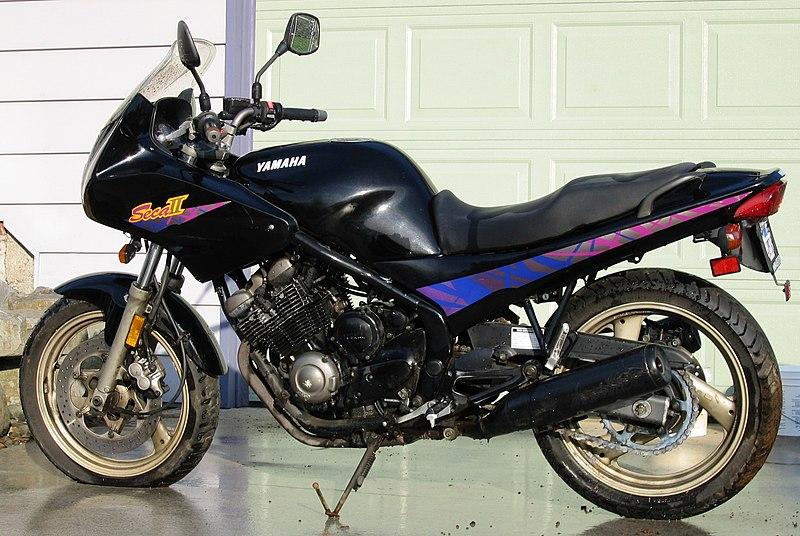 Yamaha Seca Ii Cowling Fasteners