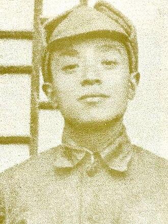 Yang Shangkun - Yang in 1940