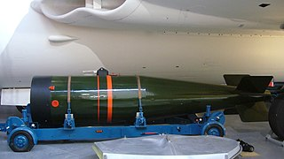 Yellow Sun (nuclear weapon) first British operational high-yield strategic nuclear weapon
