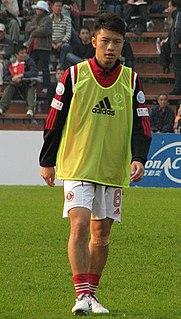 Yeung Ching Kwong Hong Kong footballer
