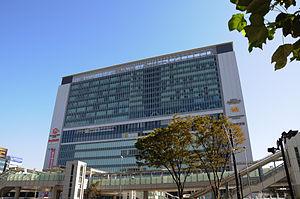 JR新横滨站