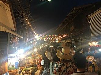 Rayong - Image: Yonjinda Road Festival