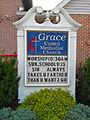 York Street Grace sign Wellsville PA.JPG