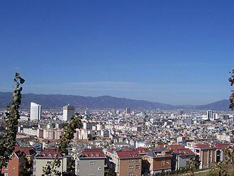 Yuxi - Hongta District, 2007