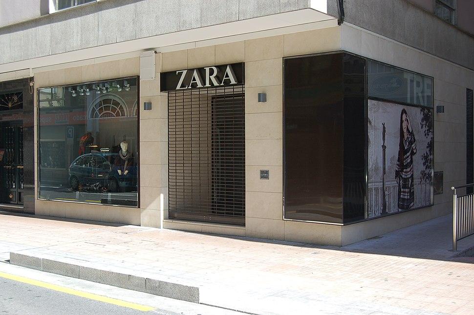 Zara Pontevedra