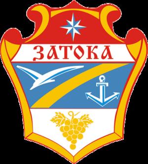 Zatoka, Bilhorod-Dnistrovskyi - Image: Zatoka COA