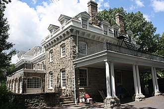 Zeta Psi Fraternity House at Lafayette College - Image: Zeta Psi Fraternity House, Lafayette College 02