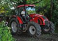 Zetor Forterra 9641 tractor, Atherton Old Hall Farm 1.jpg