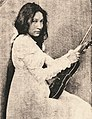 Zitkala Sa 1898 with violin.jpg