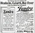 Zundra Headache Medicine (1910) (ADVERT 379).jpeg