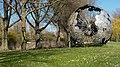 Zutphen, stalen sculptuur bij de Stokebrand IMG 3901 2020-03-31 14.25.jpg