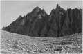 """Bishop Pass, Kings River Canyon (Proposed as a national park),"" California, 1936., ca. 1936 - NARA - 519918.tif"