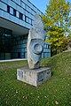 """Eradication"" sculpture @ UNAIDS @ World Health Organization @ Pregny-Chambésy (50637587502).jpg"