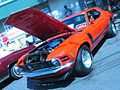 '70 Ford Mustang Boss 302 (Auto classique Pointe-Claire '11).JPG