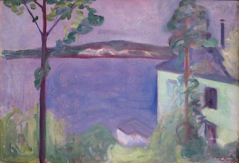 File:'From Nordstrand' by Edvard Munch, 1891.JPG