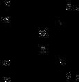(±)-Methylenedioxypyrovalerone Enanitiomers Structural Formulae.png