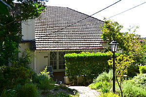 National Trust of Australia - Annie Wyatt home, Gordon