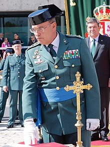 (Diego Pérez de los Cobos) Toma posesión Guardia Civil.jpg