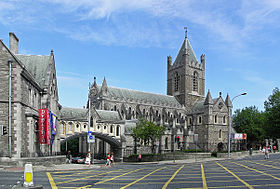 Image illustrative de l'article Cathédrale Christ Church de Dublin