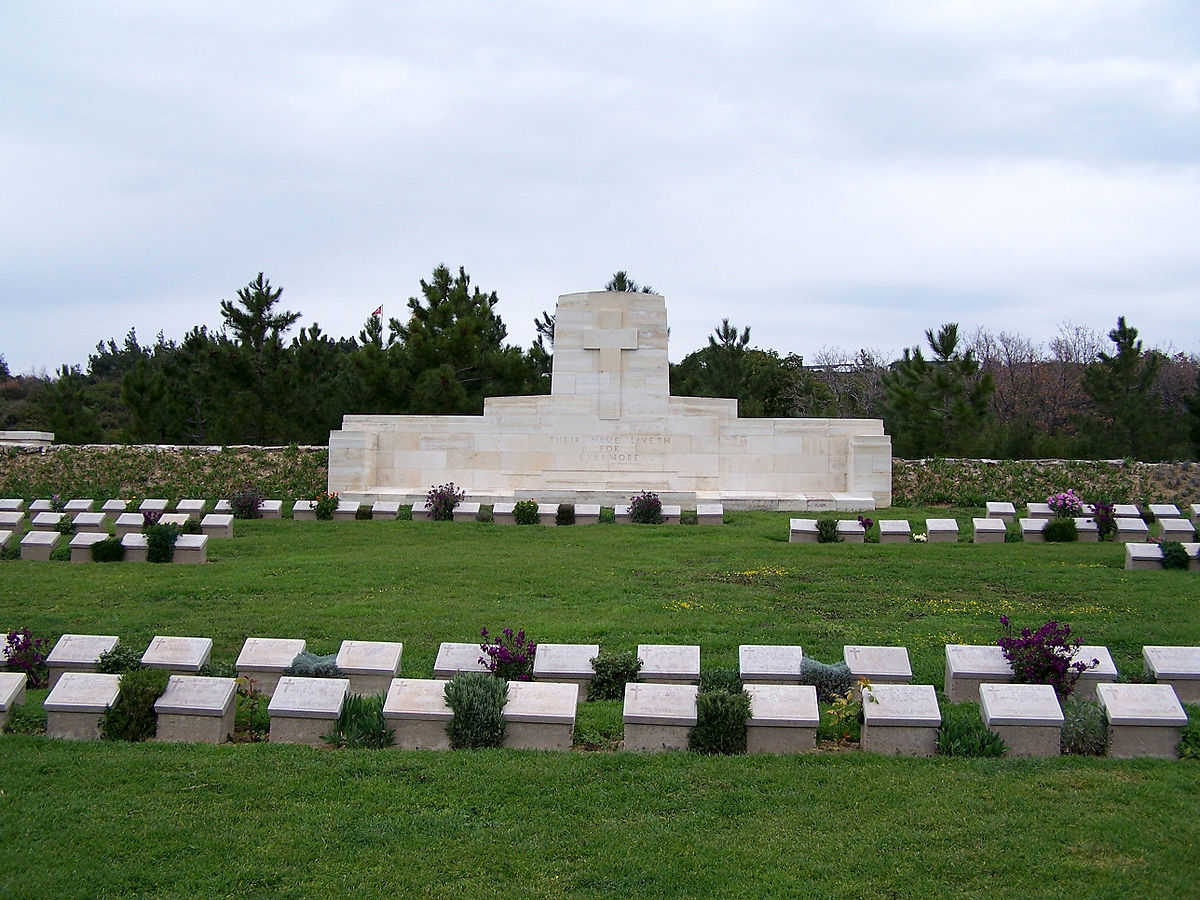 Quinns Post Commonwealth War Graves Commission Cemetery - Wikipedia