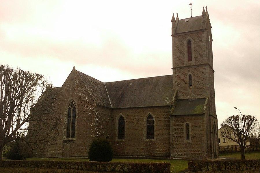 Église Saint-Hilaire de fr:Villechien