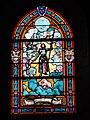 Église Saint-Victor d'Artenay (Loiret) vitrail St.Jeanne d'Arc 01.JPG