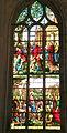 Église de Chaumont en Vexin vitrail déambulatoire 8.JPG