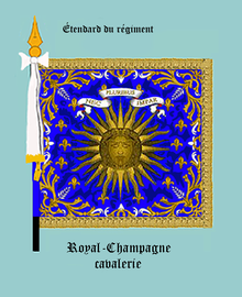 image illustrative de l'article Régiment Royal-Champagne cavalerie