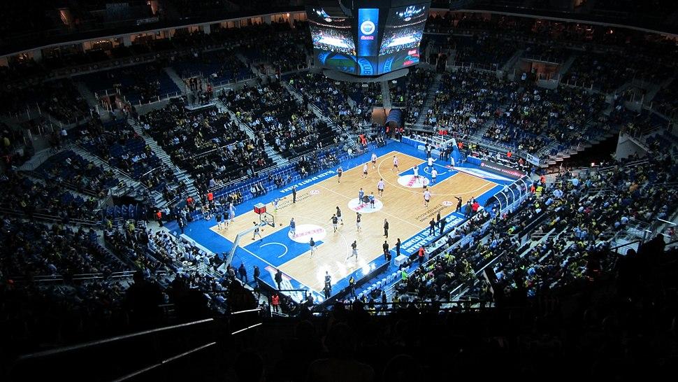 %C3%9Clker Sports Arena- Fenerbah%C3%A7e vs. Armani Milano
