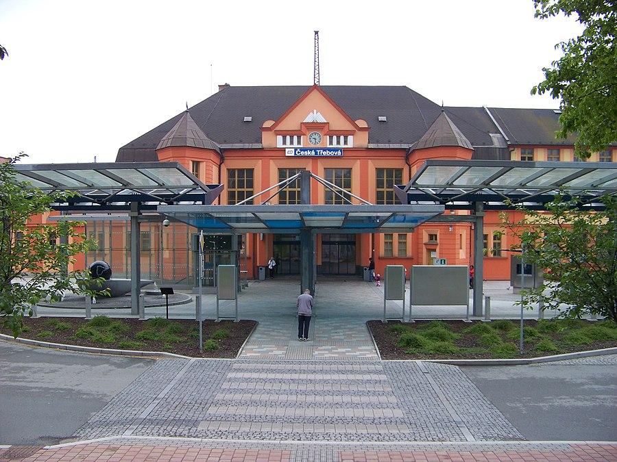 Česká Třebová railway station