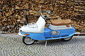 Čezeta type 506 electric scooter.JPG