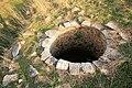 Μυκηναϊκού τύπου θολωτός τάφος, το πάνω τμήμα. - panoramio.jpg