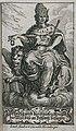 Προμετωπίδα- Αλληγορική παράσταση της επικράτησης της Βενετίας σ - Sandrart Jacob Von - 1687.jpg