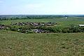 Вид на село Биккулово с горы - panoramio.jpg