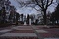 Вул. К.Острозького, 46 Братська могила радянських воїнів.jpg