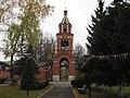 Входные ворота Крестовоздвиженского Иерусалимского монастыря.JPG