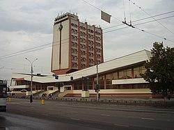Схема жд вокзал липецк