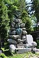 Личаків, Пам'ятник на могилі Щепановського С.jpg