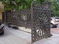 Ограда у евангелическо-лютеранской церкви святого Петра.JPG
