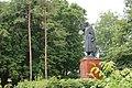Пам'ятний знак на честь воїнів-односельчан у Підлісному Мукарові.jpg